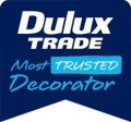 We have recently been nominated for the Dulux most trusted decorator for 2013